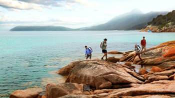 Walking along one the most stunning coastal wilderness areas on Earth | Hugh Stewart Tourism Tasmania