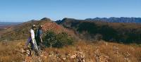 Trekkers at Counts Point on the Larapinta Trail | Liz Rogan