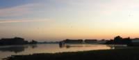 Sunset water views on the Yellow Water Lagoon   Holly Van De Beek