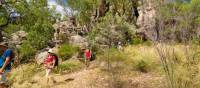 Trekking amongst the stone country of Kakadu   Rhys Clarke