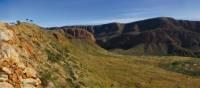 Viewpoint on Ormiston Gorge | Caroline Mongrain