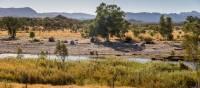 Enjoy spectacular panoramic views along the Larapinta Trail   Gavin Yeates