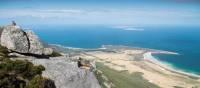 Mt Strzelecki at 756 metres is the highest peak of the Furneaux Group of islands. | Stu Gibson