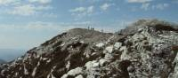Hikers on Frenchman's Cap | Sam Craddock