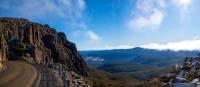 Stunning views from the top of Ben Lomond   Tourism Tasmania and Rob Burnett
