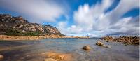 Fantastic coastline plus spectacular rock outcrops at the Dock, Flinders Island  | Dietmar Kahles