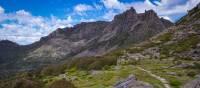 Trekking along the spectacular landscape of the Overland track | Mark Whitelock
