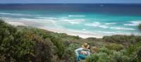 Stunning coastal views along the Cape to Cape walk