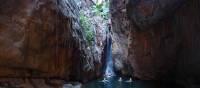 Relaxing swims in secluded waterholes
