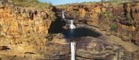 Mitchell Falls at the Mitchell Plateau, Kimberley | Richard I'Anson